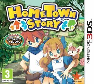 Hometown Story Harvest Moon (Nintendo 3DS) New sealed UK version