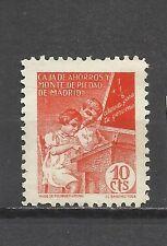 1192-SELLO FISCAL 10 C CAJA AHORROS MONTE PIEDAD MADRID