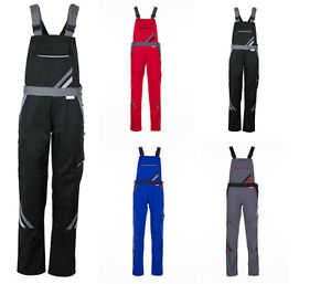 Planam Damen Arbeitshose Latzhose Highline Damenhose Berufsbekleidung Gr.34-54