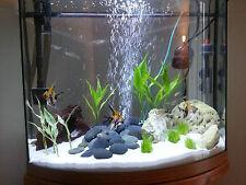 Pure White Aquarium Fish Tank Sand. Large 25kg Bag.