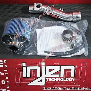 Injen IS Polish Short Ram Air Intake kit for 2004-2006 Scion xB w/ Manual Trans