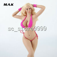 Jiaou Doll 1/6 Seamless Female Body JOQ-10E-KT004 Large Chest Figure Toys
