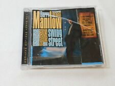 Barry Manilow Swing Street CD 1996 Artista Records One More Time Stardust