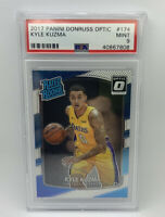 2017 Panini Donruss Optic Kyle Kuzma #174 Rookie Card Psa 9 Mint💎¿Comp Bgs 9.5?