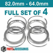 Bague de Centrage 82,0 mm à 74,0 Mm BMW 5 e39 BMW 6 e63 e64 Ronal alu Sarre E