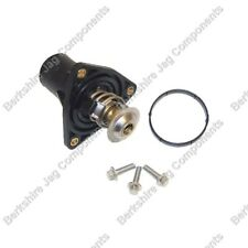 FOR JAGUAR - X TYPE V6 PETROL THERMOSTAT/HOUSING ASSEMBLY 'WAXSTAT' C2S11278