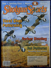 Magazine SHOTGUN SPORTS NOVEMBER 1997 Story of American Sporting Shotguns Part 1