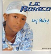 (AD289) Lil' Romeo, My Baby - DJ CD