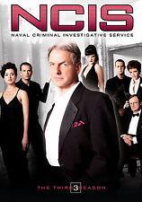 NCIS - The Complete Third Season 3 (DVD, 2007, 6-Disc Set)