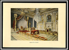 The Palace of Fontainebleau 1 Produced by Berthaud Freres, Paris Circa 1911 OLD
