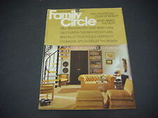 Family Circle Magazine September 1967 Looks Of Beauty Fall Fashions M1740