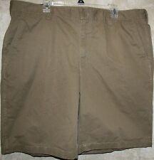 NEW Marc Anthony short pants 4 pocket button rear zipper front Olive 40 Waist