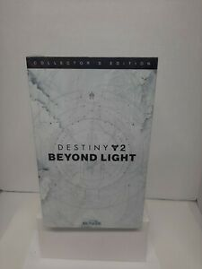 Destiny 2 Beyond Light Collector's Edition, Factory Sealed, No Game   NEW