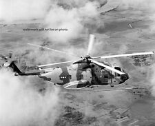 """Sikorsky CH-3C Jolly Green Giant Helicopter 8""""x 10"""" Vietnam War Photo 105"""