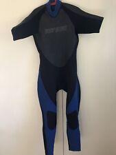 New listing Body Glove Wetsuit 2MM Back Zip Full Body Short Sleeve Men's Large 170-185 Lbs