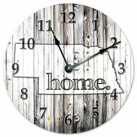 "LIME Clock 2064 Large 10.5/"" Wall Clock"