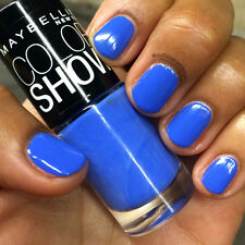 Maybelline Color Show Nail Polish -PACIFIC BLUES- NEW - Combine post save $$$