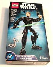 LEGO 75110 Star Wars Luke Skywalker Buildable Figure (Brand New & Sealed)