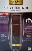 Andis Professional Styliner II Trimmer- For Outlining & Shaping