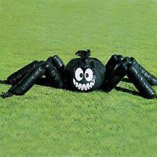 Jumbo Halloween Spider Garden Lawn Bag Party Decoration