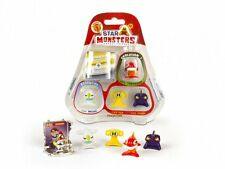 Wholesale Box of Star Monsters Pocket Friends BLISTER (6 pcs) Toy Figure