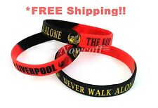 THE KOP LIVERPOOL Wristband Accessories Unisex Gift Decor Souvenir F.C. Football