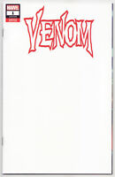VENOM #1 (2018) Blank Sketch Variant NM  Donny Cates