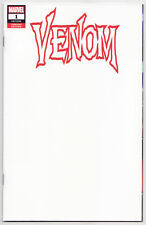 VENOM #1 (2018) Blank Sketch Variant NM  Donny Cates
