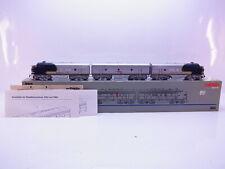 63057 Märklin H0 3662 US Diesellok GM EMD F7 Santa Fe digital 2 x HLA in OVP