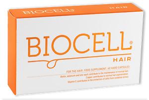 Biotin Zinc Copper Selenium Vitamin C Biocell Hair Capules Multivitamin