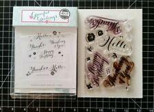 Papertrey Ink GRACEFUL GREETINGS stamp set