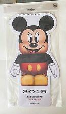 Disney Parks 2015 Mickey Mouse Vinylmation Poster Calendar