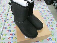 UGG Australia Bailey Bow II Womens Boots  Black 1016225 size 6