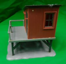 Vintage Lionel Barrel Shed Model Building Kit O Gauge Train Freight Car #6-2718