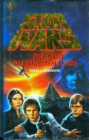 Anderson - Star Wars DER GEIST DES DUNKLEN LORDS SF Abenteuer HC
