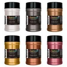 Metal Tones 6 Color Mica Pearl Powder Kit 2oz - Paint Epoxy Resin Soap Slime Art