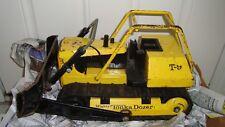 """1970's Yellow T-9 MIGHTY TONKA  DOZER 17"""" long"""