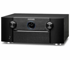 Marantz SR7013 4K UHD AV Receiver With IMAX  Enhanced, HEOS & Alexa voice