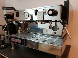 La Marzocco Linea EE 2017,2Grup Manuel.Just used 5 mouth!All equipment  included