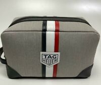TAG Heuer Watch Original Novelty Toiletry Travel Bag VIP Gift from JAPAN USED