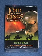 "Lord of The Rings TCG Starter Deck - Frodo Baggins - ""Mount Doom"" Expansion"