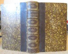 A MONTEIL & LE PILEUR LA MEDECINE EN FRANCE HOMMES ET DOCTRINES 1874 HISTOIRE EO