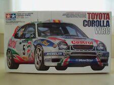 TAMIYA - TOYOTA COROLLA WRC RALLY CAR - MODEL KIT (SEALED)