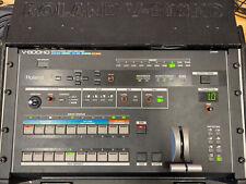 Roland v800 HD VISION MISCELATORE PER TV/Audio Visual broadcast + FLIGHTCASE