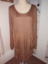 """GAP """"PURE DASH"""" TOP/TUNIC  SIZE MED"""