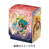 Pokemon Center Limited Marshadow Card Deck case