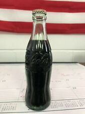 Vintage Coca Cola 6 fl.oz. Full Bottle,