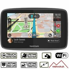 TomTom Go Professional 620 GPS Truck Sat Nav -  Europe - Lifetime Maps & Traffic