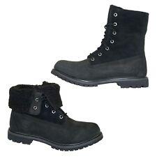 Timberland Authentics Teddy Fleece Boots Waterproof Winter Damen Stiefel 8149A