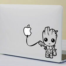 "Baby Groot - Apple MacBook Sticker fits 11"" 12"" 13"" 15"" & 17"" models"